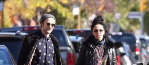 Robert Pattinson and FKA Twigs reportedly cancelled their wedding again. Photo by Entertainment News Magazine/YouTube Screenshot