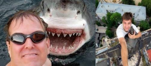 Selfies mortais: registros fotográficos feitos instantes antes de uma tragédia com o protagonista ter sido revelada