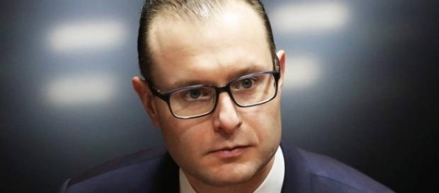 Advogado do ex-presidente Lula, Cristiano Zanin Martins