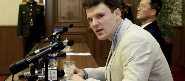 American student recently released by North Korea has died – Las ... - Image source BN library