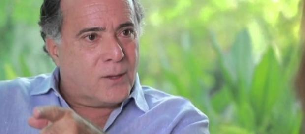 Ator Tony Ramos se manifestou novamente sobre o caso JBS. ( Foto: Reprodução)