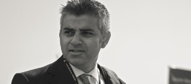 British politician Sadiq Khan,/ Photo from Steve Punter wikimedia CC BY-SA 2.0
