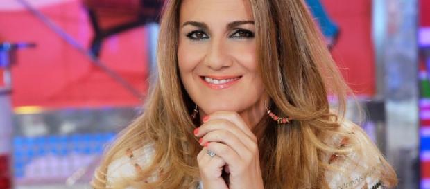 Carlota Corredera, durante un programa de Sálvame