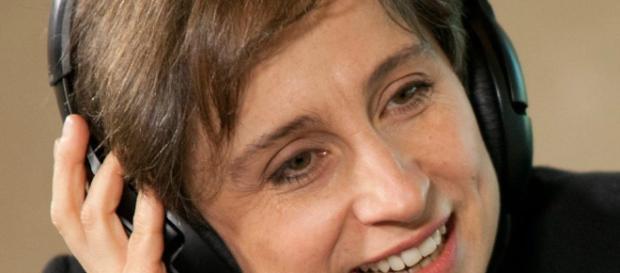 Carmen Aristegui, víctima de espionaje