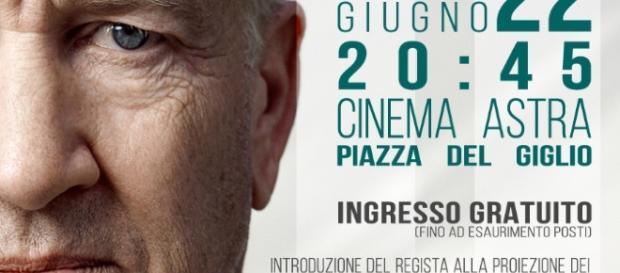 David Lynch torna a Lucca per un evento a sorpresa