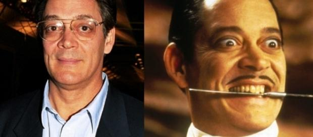 Raúl Juliá interpretava o pai da Família Adams (Foto: Reprodução)