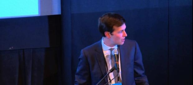 Jared Kushner delivered the address at technology summit. Photo via TerraCRG, YouTube.