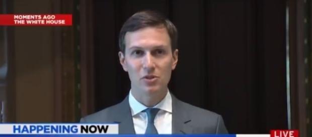 Jared Kushner speech, on MSNBC via YouTube