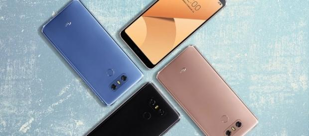 LG G6 Plus launches with 128GB of storage and hi-res audio | TechRadar - techradar.com