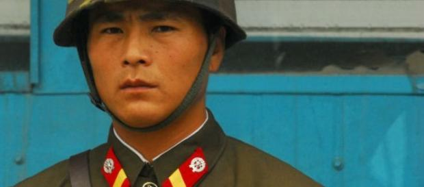 N. Korean soldier by By Staff Sgt. Bryanna Poulin (http://www.army.mil/article/63980/) [Public domain], via Wikimedia Commons