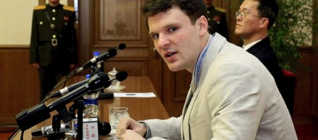 Otto Warmbier [Image Credit: YouTube Screenshot]