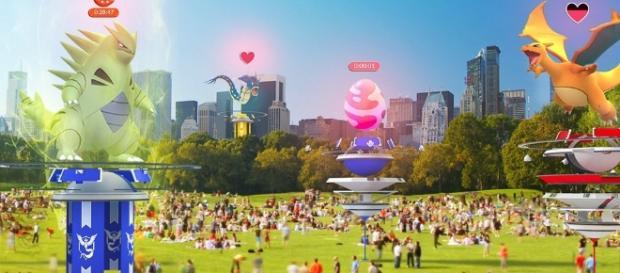 Pokémon Go ganha atualização com mudanças em ginásios