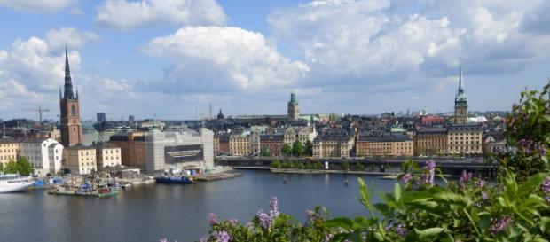 Riddarholmen und Gamla Stan, Stockholm (Quelle: helst1/Flickr)