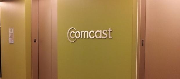 Comcast - Image via Wikimedia Commons