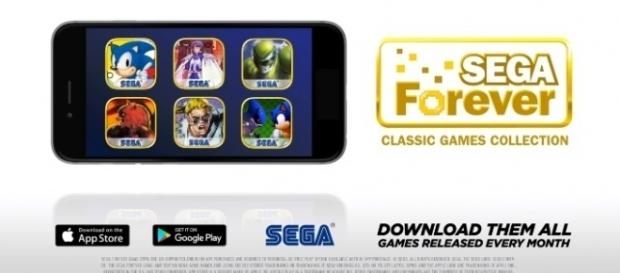 This screenshot was taken from SEGA Forever YouTube channel.