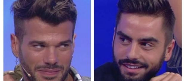 Uomini e donne: Claudio Sona e Mario Serpa