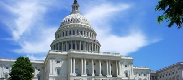 US Democrats Stall Senate Work in Protest Against Secrecy of Trumpcare - Wikimedia Commons