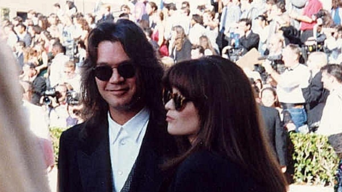 Valerie Bertinelli S Rock And Roll Nightmare Marriage To Eddie Van Halen