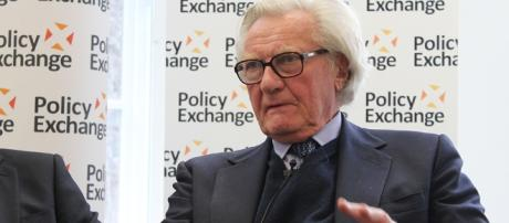 Lord Heseltine claims Brexit may never happen. (Credit: By Policy Exchange, via Wikimedia Commons)