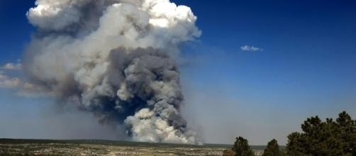 2013 Colorado Springs Wildfire via U.S. Air Force photo/Carol Lawrence
