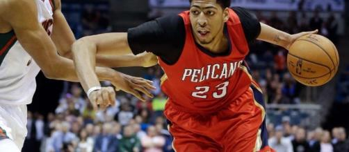 Anthony Davis, the man the Celtics might be aiming for