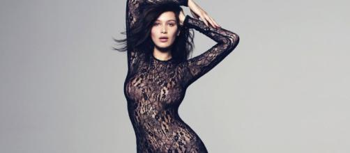 Bella Hadid Style - Gigi's Sister Models Latest Fashion - Image source BN library