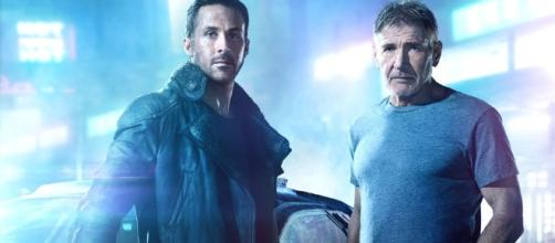 'Blade Runner 2049' starring Ryan Gosling and Harrison FOrd