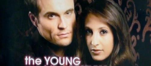 Cane and Lilly from 'The Young and the Restless. Fanpop.com