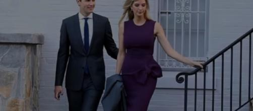 China invited Ivanka Trump and Jared Kushner to Beijing -YouTube/Breaking News