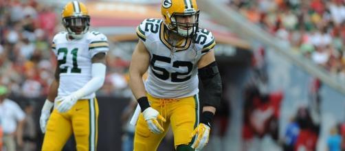 Clay Matthews named NFC Defensive Player of the Week - packers.com
