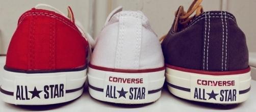 Converse All Star (Picture via Pixabay).