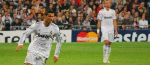 Cristiano Ronaldo- by Jan SOLO via Flickr