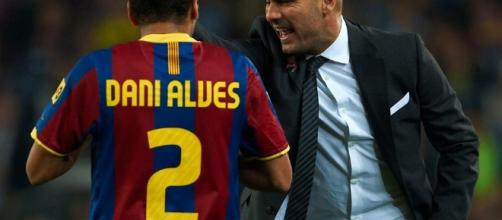 Dani Alves could be on his way to the Premier League - thesun.co.uk