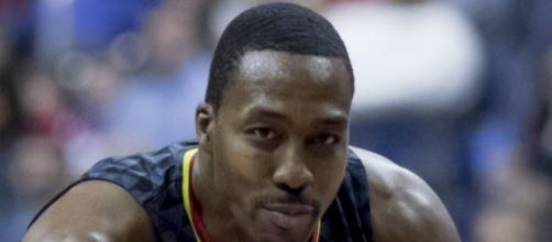 Dwight Howard with his former team (Wikipedia)