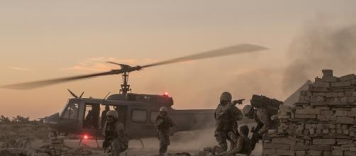 En la mira del Francotirador refleja la crudeza de la guerra en Irak y sus secuelas.