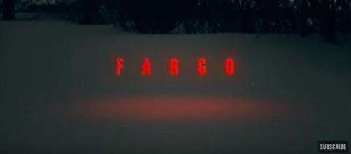 Fargo tv show logo image via a Youtube screenshot by Andre Braddox
