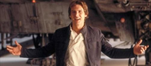 Han Solo of Star Wars (Courtesy of Flickr)