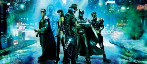 HBO may be making a WATCHMEN TV series with Damon Lindelof. /sceencap commicbookcast2-youtube