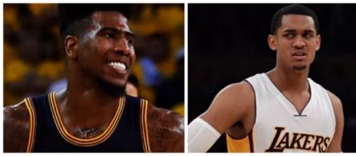 Iman Shumpert and Jordan Clarkson - The Fumble/Youtube