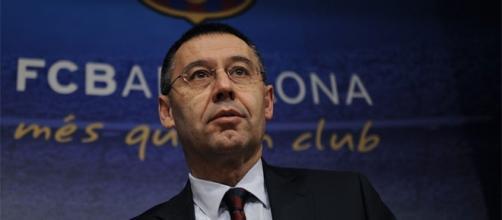josep maria bartomeu le président du Barça veut Lucas Lima