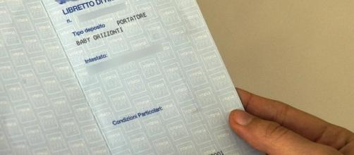 Libretto di riparmio al portatore, vietati dal 4 luglio.