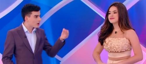 Maisa foi acusada de ser arrogante por não aceitar dançar com Dudu Camargo