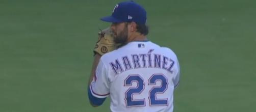 Martinez is ready to throw, Youtube, MLB channel https://www.youtube.com/watch?v=1ePafKBXYRA