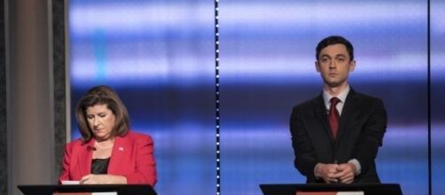 National figures make closing arguments in Georgia race - yahoo.com