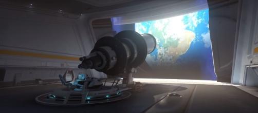 """Overwatch's"" new map Horizon Lunar Colony has some interesting secrets! - YouTube screenshot via PlayOverwatch channel"