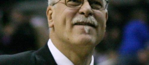 Phil Jackson - Image via Wikimedia Commons/Keith Allison/CC BY-SA 2.0