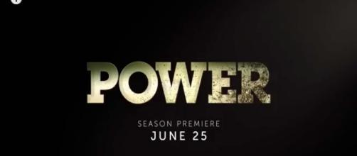 Power tv show logo image via a Youtube screenshot/Power
