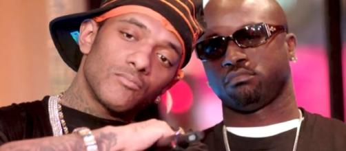 Rappers Prodigy and Havoc formed the New York rap group Mobb Deep. [Image via CBS News/YouTube]