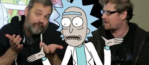 Rick and Morty Co-Creator Blames Himself for Season 3 Delay - pinterest.com