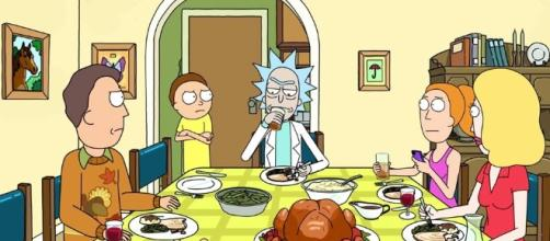 """""""Rick and Morty"""" is a goldmine of repeatable phrases and inside jokes.[Image via Facebook/Rick and Morty]"""